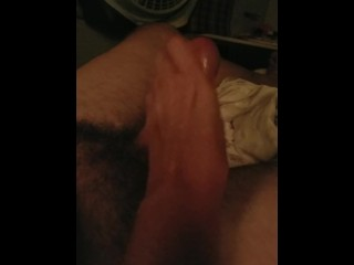 jacking off my man part 2