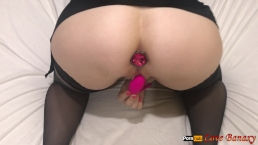 Hot sexy girl mastrubating jusqu'à l'orgasme