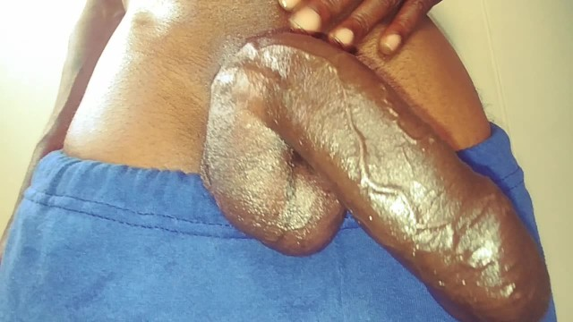 Color of a healthy vagina - Big black dick a real black mans dick pt3