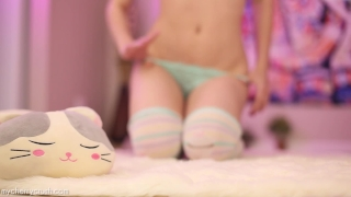 Cherrycrush - Cum on my Lips, Butt plug anal and wet blowjob  ass fuck hentai sloppy head camgirl booty sucking sexy masturbate cumshot small tits young girlfriend pawg cherry compilation teenager neko