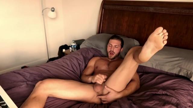 jeff brandon homoseksuel porno hans pik er så stor det gør ondt