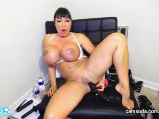 Picture of CamSoda - Ava Devine Huge Tits Anal Play Masturbation