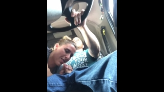 Lot head giving sucks out lucious lizard my road all amazing cum lot head