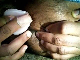 hairy drilled