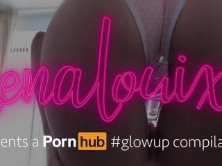 Pięć miesięcy pasji, seksu i zabawy - #GLOWUP2018 Kompilacja - LenaLouix