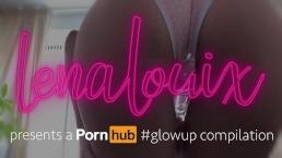 Vijf maanden passie, seks en plezier - #GLOWUP Compilatie - Lenalouix