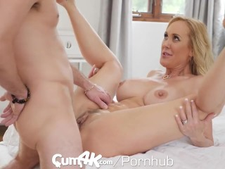 One Of A Kind Step Mom Brandi Love Has Multiple Creampies