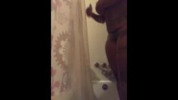 Morning Shower Soap Big Ass Boobs
