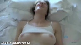 You wake Ashley Lane for some more, and she is ready