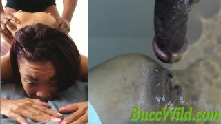 Anal becky assault buccwild facial and black buccwild