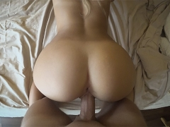 Teen Stepsister gets HUGE cumshot - morningpleasure