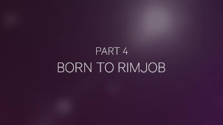 GIRLSRIMMING - Danielle Soule Born To Rimjob