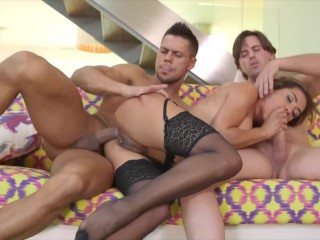 Dudes sucking dudes rose valeries threesome with her lovers aphrodisiac, jacquieetmichelelite 3some big boobs mom mother ass