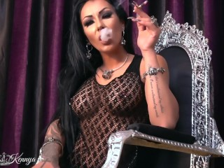 mistress kennya my smoke is your obsession trailer