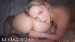 Valentina Nappi and Mia Malkova share a cock