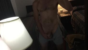 Naughty Hotel Pissing