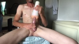 I love too stroke my cock!!! Do you wanna see more