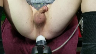 Fucking my ass good and deep with bad dragon chance