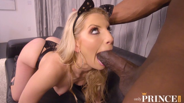 Ashley Fires Anal Creampie