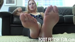 Femdom Feet Worshiping And Toe Sucking Videos