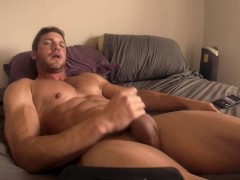 Labor Day Weekend Jack off Brandon Cody