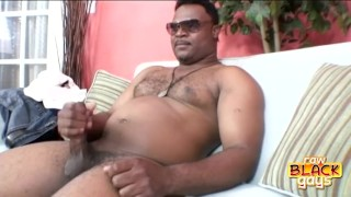Chunky Black Stud Cash Montague Fucking ass
