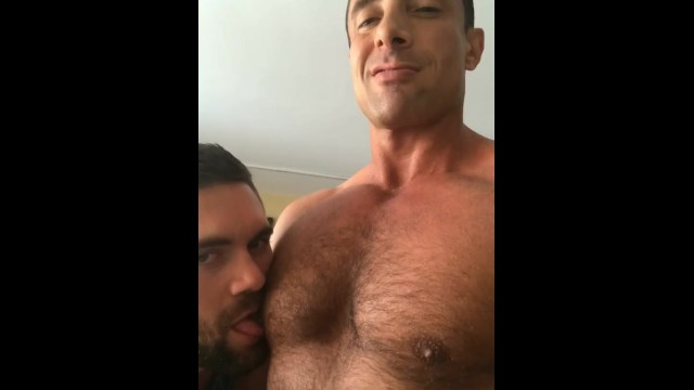 Nick shadow gay - Griffin barrows massages and milks nick capra