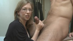 Mommys Cock Sucking Lesson