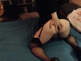 Lewd Femboy Twerking Practice