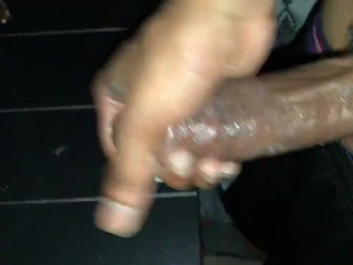 Big Sexy Dick Horny, Top on his 3rd nut of the day.