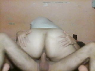 Fuck hardcore of Samantha and Abraham ends in creampie