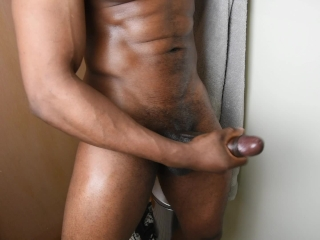 Stroking Jerking And Swinging My Thick BBC