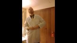 Naughty Doctor Strip Tease
