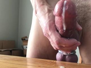 Jizz Draining Quadruple Orgasm