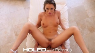 HOLED Best anal with Lana Rhoades Transgender babes