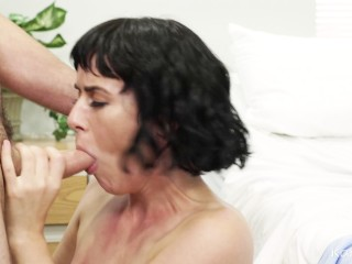 Porn Star Hayley Olive Glass Seduces Her Doctor And Rides His Cock, Babe Big Tits