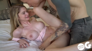 Colby sex with creampie scene bunny intense riding boobs
