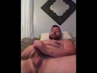 Bouncing balls jack off and cum