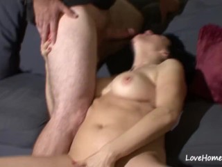 Older man fuck young girl
