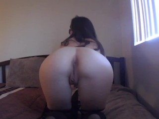 18 year old college white girl strip dancing