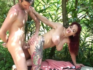 Britney slip spear vagina letsdoeit - steamy amateur fuck session with chubby german mature deu