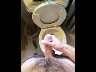 Masturbating POV with cumshot