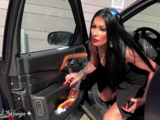 Mistress Kennya: The public humiliation of My puppy bitch episode11 Trailer