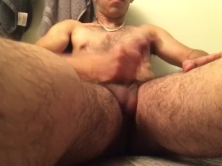 Masturbation in my Bathroom