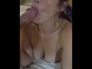 Dr Loving the cock