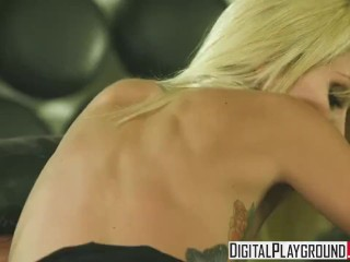 All sex 3gp digital playground monique alexander gets blindfolded and pounded hard, digitalplayground butt big boobs blonde heels fantasy