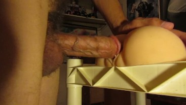 Doing my Booty toy (with Cumshot)