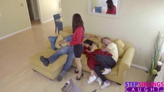 Movie cumming stepsiblingscaught during my stepsis inside se sucking hardcore