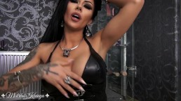 Mistress Kennya: Obsessed with My breasts Trailer