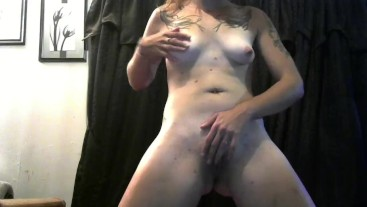 Strip tease squirt